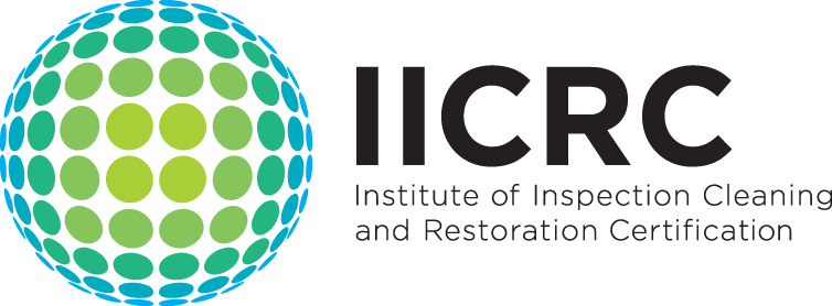 institution of inspection, cleaning, and restoration certification logo
