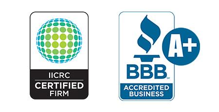 united restoration certification badges