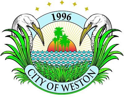 logo of weston florida