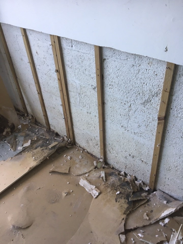water damage in oakland park florida