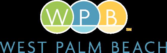 west palm beach city logo
