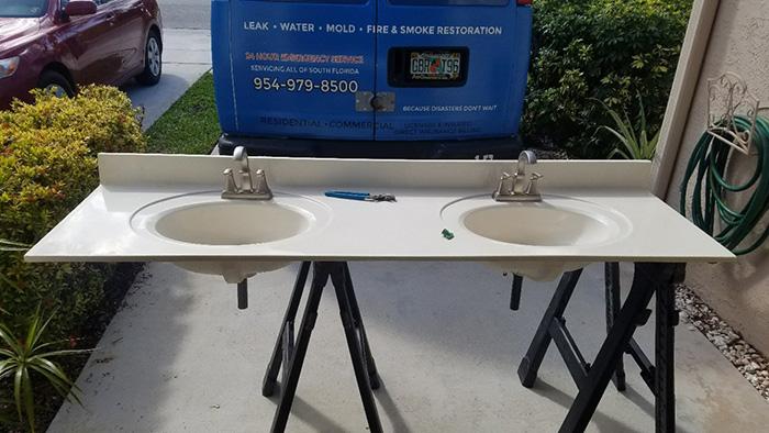 florida residential water damage restoration