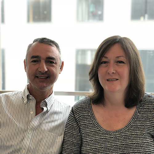 united restoration owners rafael and lisa cohen