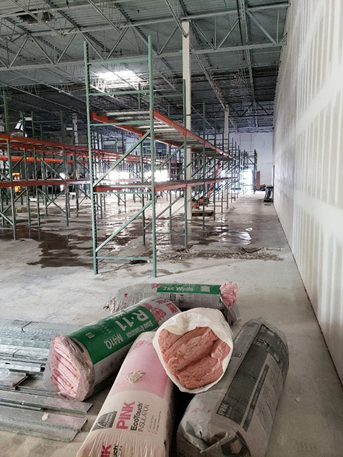 commercial water damage in florida