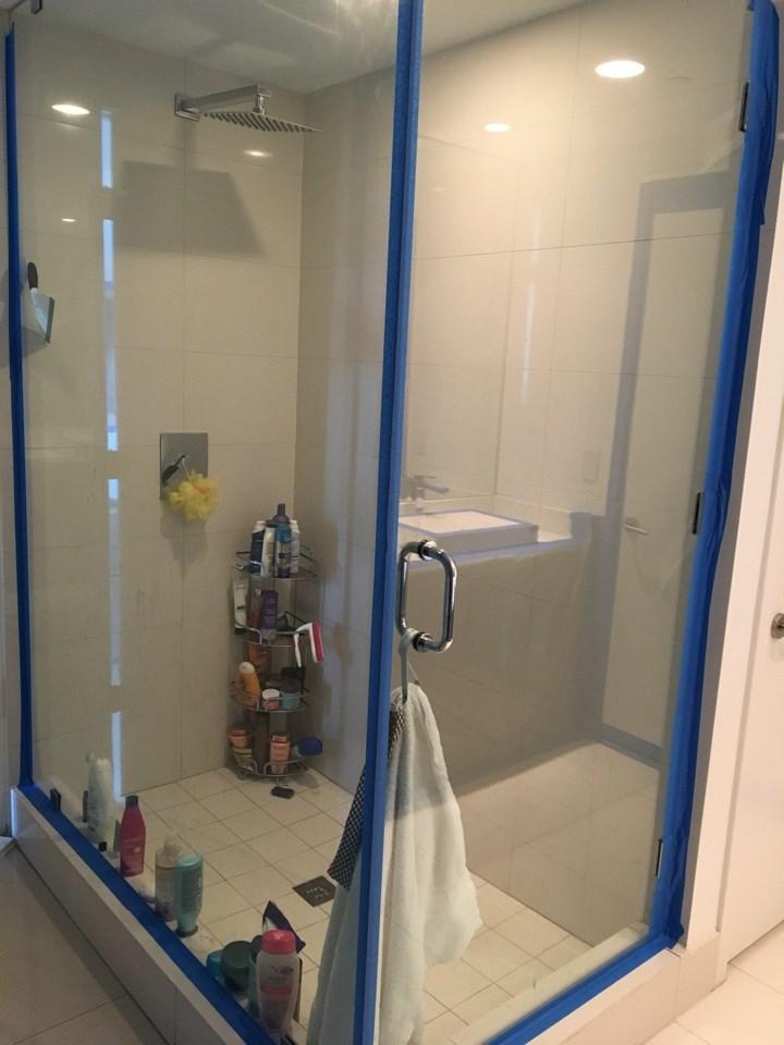 water damage restoration in davie florida bathroom