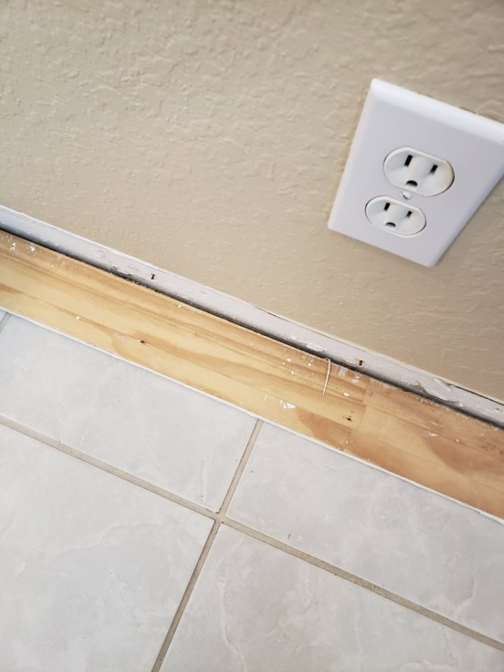 water damage in fort lauderdale florida home