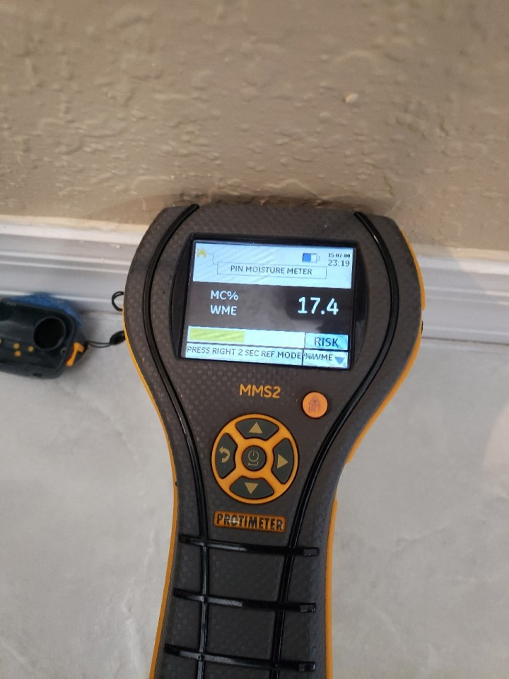 water damage evaluation in fort lauderdale florida