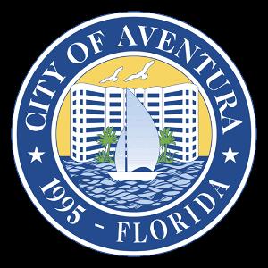 aventura fl city logo