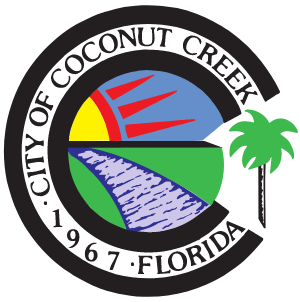 coconut creek city logo