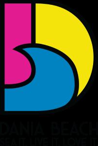 dania beach city logo