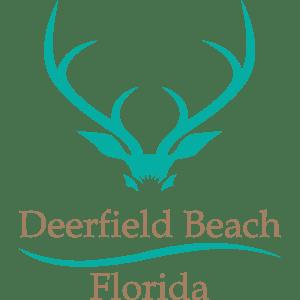 deerfield beach city logo