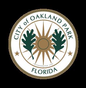 oakland park city logo