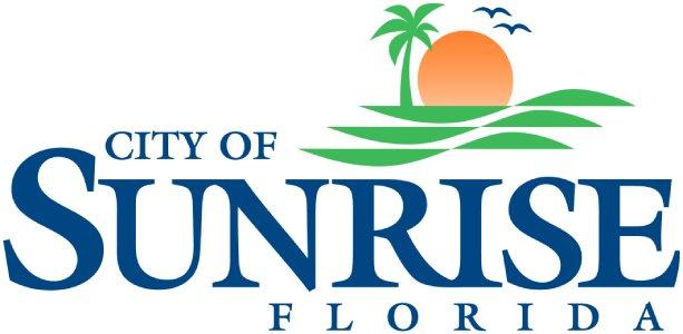 sunrise florida city logo