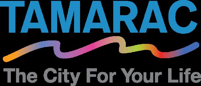 tamarac city logo