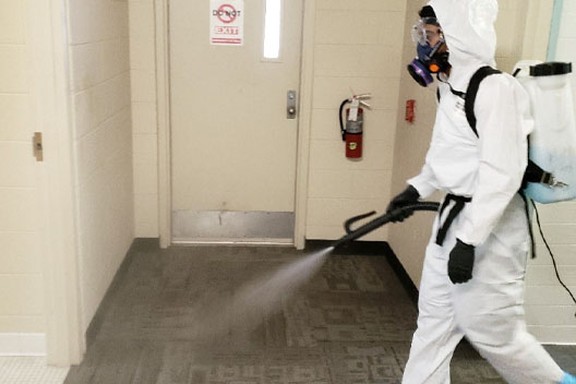 Infectious Disease Cleanup Company Pompano Beach FL